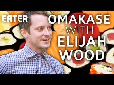 Trying LA's Most Traditional Sushi With Elijah Wood