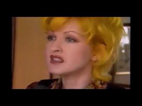 CYNDI LAUPER on MADONNA — Diva on Diva