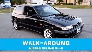 1990 Nissan Pulsar GTi-R - Walkaround