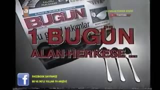90'lar Reklam Kuşağı :   ATV Kanalı - 1998 | Nostalji