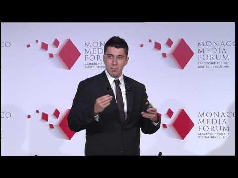 Monaco Media Forum 2012: New Waves - Martin Birač, Monolith