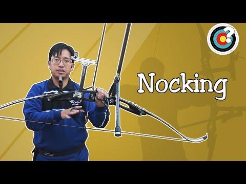 Archery | Nocking the Arrow
