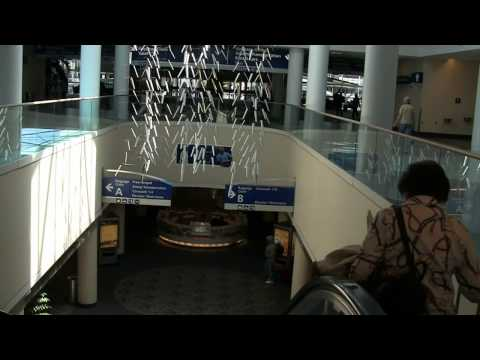 Airports in Dallas and Jacksonville, Trip 2011