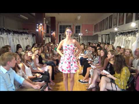 Homecoming 2017 Launch Party Runway Show at Premiere Couture