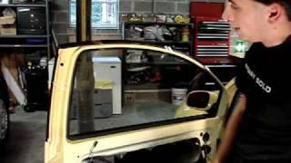 Volkswagen New Beetle window regulator repair - PART 1 of 2