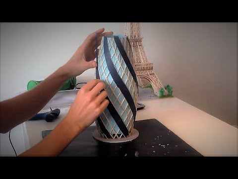 How To Build The Gherkin Scale Model (Part 1/2)