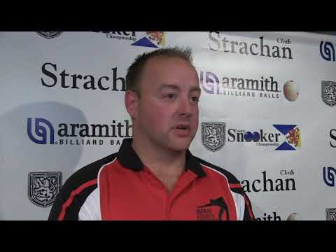 Scottish County Snooker Championships - Simon Bremner