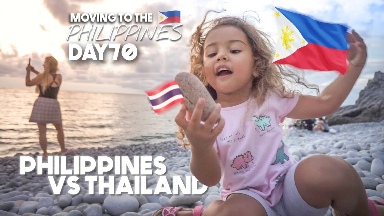 Travel PHILIPPINES Vs THAILAND ?? Is It More Expensive Here?