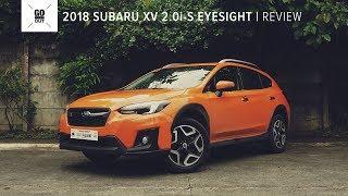 2018 Subaru XV 2.0i-S EyeSight Review: Small Size, Big Capability
