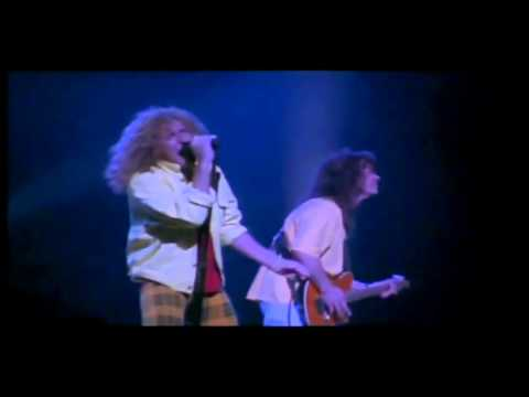 Van Halen - Judgement Day (Live In Fresno, CA, USA) 1992