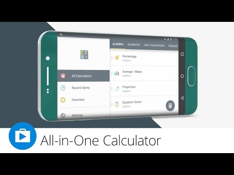 All-in-One Calculator (Android aplikace týdne)