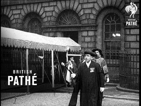 The Most Ancient And Most Noble Order Of The Thistle (1933)