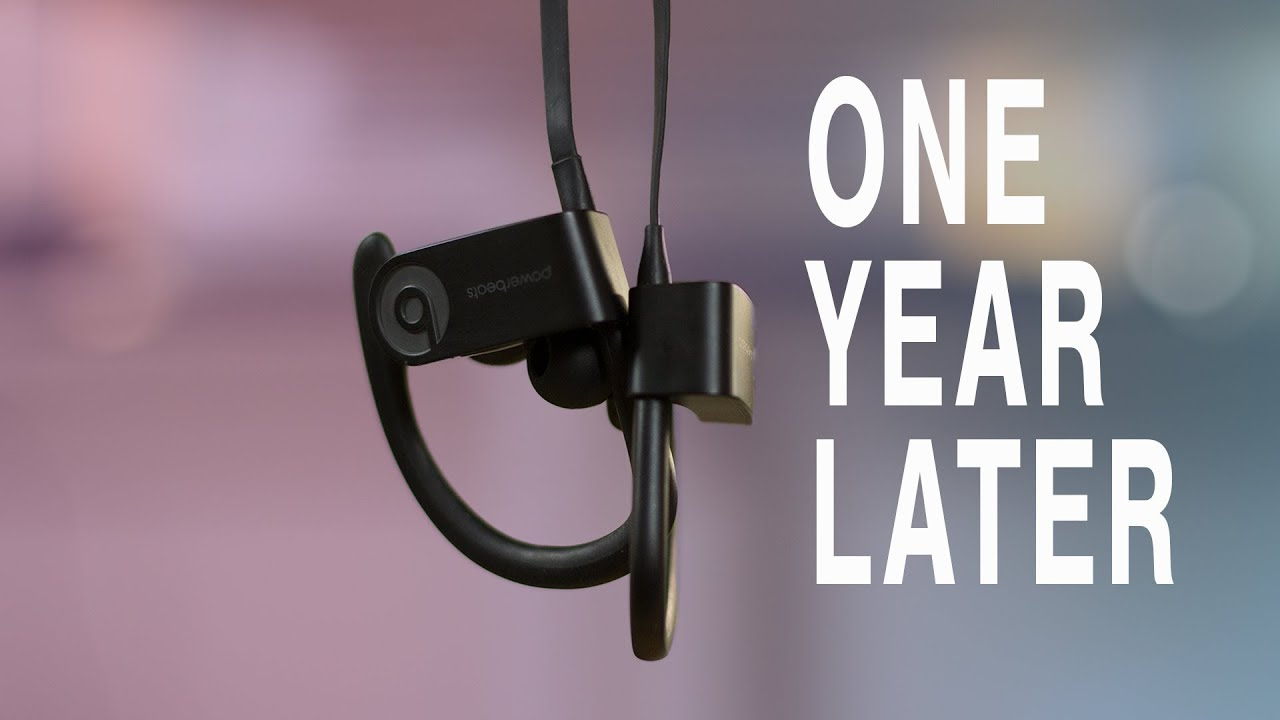 af7c7aef99c Beats By Dre Powerbeats3 Review - One Year Later - YouTube