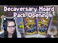 Wizard101: TARA'S BAD PACK LUCK CONTINUES - Decaversary Hoard Pack
