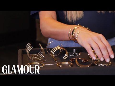 Jennifer Fisher Shows Her Stacking Bracelets Secrets - Fashion Advice | Fashion | Glamour