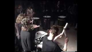 Les Tambours du Bronx (live 1990) HQ