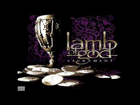 Lamb Of God  Redneck HD + Lyrics