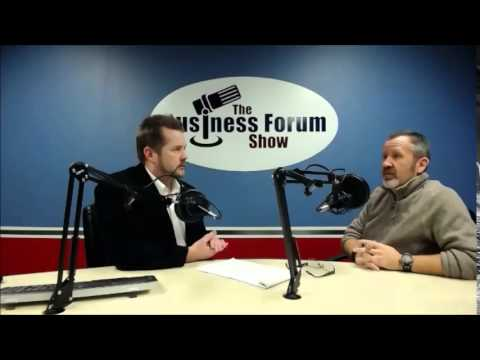 M-Y Agency, Nate Yanez joins Kevin Hunter on The Business Forum Show