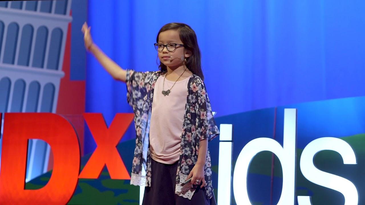 Friends = Happiness | Eyva Dusetzina | TEDxKids@ElCajon - YouTube