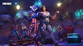 The NEW Fortnite FIREWORKS EVENT Live! (COUNTDOWN)