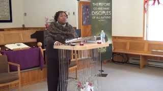 On the verge of A MIRACLE with Bishop Melveeta A.Harewood