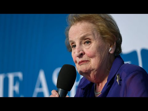 Madeleine Albright On Fascism: Its History And Signs Of A Modern Resurgence