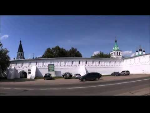 Александровская слобода. Часть 1. Иван грозный.  Ivan The Terrible. The History Of Russia.