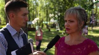 Видеоклип гостей на свадьбе /  SDE 5 августа 2016 Олег + Екатерина