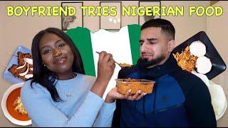 PAKISTANI BOYFRIEND RATES NIGERIAN FOOD