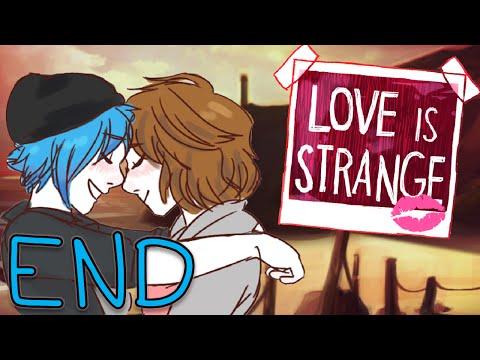 Love Is Strange (LIS Visual Novel): Chloe's Route [END] - RUN AWAY WITH ME