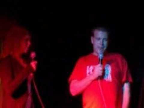 Jay & Jessica sing karaoke