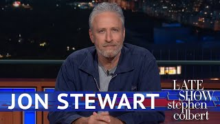 Jon Stewart Won\'t Let Mitch McConnell Off That Easy