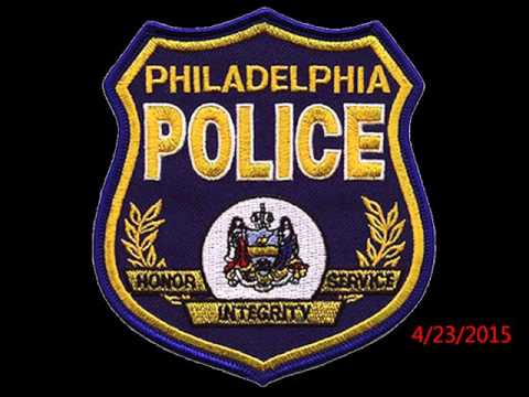 Philadelphia Police Audio: Officer Down