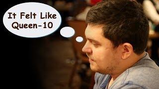 Hand Analysis with 12-Time WSOP CIrcuit Champion Valentin Vornicu