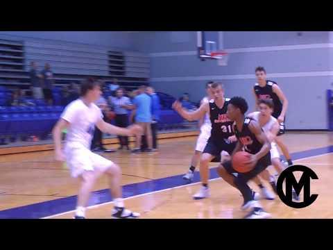Cleveland Benedictine's Davin Zeigler is a pure scorer! C/O 2019 MIX