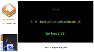 Swift 5's brand new Result Type - iOS Conf SG 2019