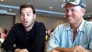 Interview With E.P. Hank Steinberg & Adam Baldwin of TNT's The Last Ship at Comic-Con 2014 Thumbnail