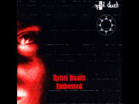 Ephel Duath - Embossed