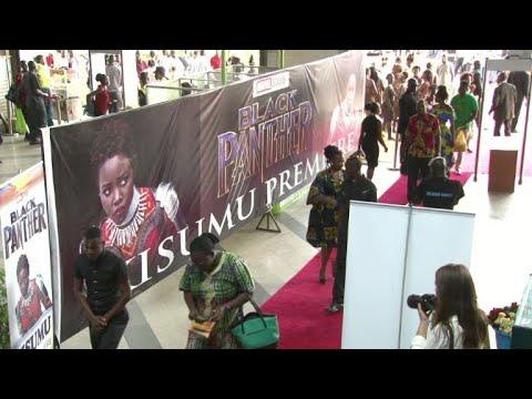 Kenya holds Black Panther premiere