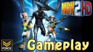 MDK2 HD (Gameplay)