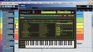 Native Instruments Yamaha FM7 | Curso Profesional de Produccion Musical