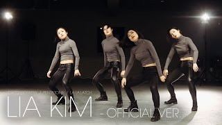 Lia Kim Choreography / La La Latch - Pentatonix (Official Ver.)