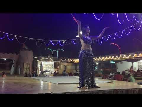 Dubai Desert Safari – Belly Dance 😱