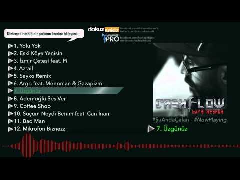 Cashflow - Üzgünüz (Official Audio)