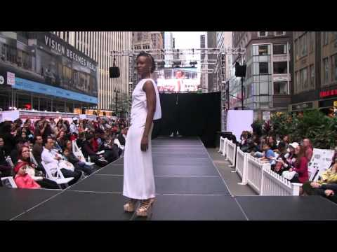 Best of France Fashion Show on Broadway 2015