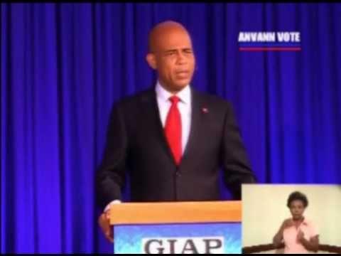Michel Martelly & Mirlande Manigat Presidential Debate (FULL VIDEO)