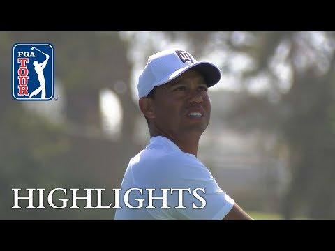 Tiger Woods' extended highlights | Round 3 | Farmers