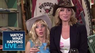 Ramona Singer Goes Shopping in Austin, Texas   WWHL