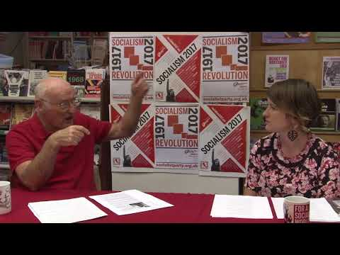 The legacy of October : An interview with Peter Taaffe on the Russian Revolution