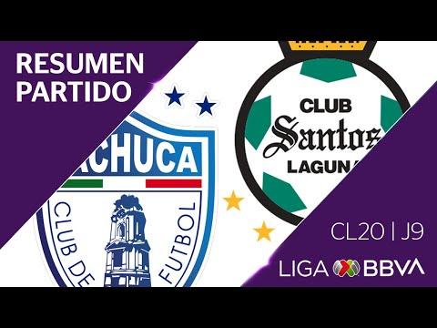 Resumen | Pachuca vs Santos Laguna | Jornada 9 - Clausura 2020 | Liga BBVA MX